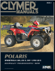 1996 - 2013 Polaris 400, 450 and 500 Sportsman ATV Clymer Maintenance, Troubleshooting & Repair Manual (SKU: M3655-1599696398)