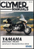 1996 - 2013 Yamaha Royal Star, Boulevard, Venture, Tour Deluxe & Tour Classic Clymer Repair Manual (SKU: M3742-1620921758)