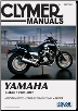 1985 - 2007 Yamaha V-Max VMX1200 Clymer Repair Manual (SKU: M3752-1599696509)