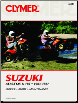 1983 - 1987 Suzuki ATV ALT/LT125, 185 Clymer Service, Repair, Maintenance Manual (SKU: M381-0892875232)