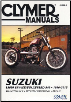 1986 - 2015 Suzuki LS650 Savage/Boulevard S40 Clymer Repair Manual (SKU: M3845-1620921960)