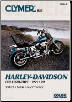 1991-1998 Harley-Davidson FXD Evolution Clymer Service, Repair & Maintenance Manual (SKU: M4242-0892878711)
