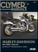 2002 - 2014 Harley-Davidson VRSC Series Clymer Service, Repair & Maintenance Manual (SKU: M426-1620920905)