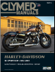 2004 - 2013 Harley-Davidson XL883 & XL1200 Sportster Clymer Repair Manual (SKU: M4274-1599696428)