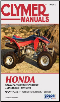 1999 - 2014 Honda TRX400EX Fourtrax / Sportrax & TRX400X ATV Clymer Repair Manual (SKU: M4545-9781620922354)