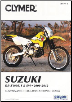 2000 - 2012 Suzuki DR-Z400E, S & SM Clymer Repair Manual (SKU: M4774-1599696169)