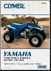 1985 - 2008 Yamaha YFM80, MOTO-4, BADGER, RAPTOR Clymer ATV Maintenance, Troubleshooting, Repair Manual (SKU: M4992-1599692368)