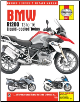 2013 - 2016 BMW R1200GS R1200R R1200RS R1200RT Haynes Repair Manual (SKU: 9781785212819)