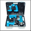 MotorCity 5-in-1 18 Volt Combo Tool Kit (SKU: MCT10050)
