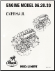 Mack Truck Engine Model 06.20.30 Overhaul Manual (SKU: MLS2101)