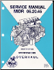 Mack Trucks MIDR 06.20.45 Engine Service Manual (SKU: MLS23)