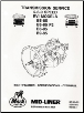 Mack Truck Transmission Service Manual 5-6-9 Speed, RVI Models, B5-85, B5-85 P2, B6-85, B9-85 (SKU: MLS54)