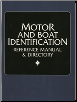 1921 - 1996 Motor and Boat Identification Reference Manual (SKU: MMIC3-0872886301)