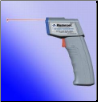 Mastercool Infrared Thermometer w/Laser Kit (SKU: MTC52224ASP)