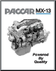PACCAR Davie4 MX-11 & MX-13 OEM Engine Software Only (SKU: MX13)