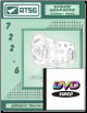 Mercedes Benz & Jaguar 722.6 Automatic Transmission Overhaul Combo Pack with DVD (SKU: Mercedes-7226-DVD-Video)