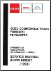 1999 Chevrolet, GMC & Isuzu NPR/NPR HD W3500/W4500 Gasoline Commercial Truck Forward Tiltmaster Service Manual Supplement (SKU: NPG99WSMCS2)