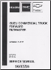 1996, 1997, & 1998 Chevrolet, GMC & Isuzu NPR, W4 Diesel Commercial Truck Forward Tiltmaster Service Manual - 2 Volume Set (SKU: NPRDWSMC000200)
