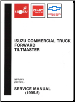 1995.5 Chevrolet, GMC & Isuzu NPR/W4 Forward Tiltmaster Diesel Service Manual Supplement (SKU: NPRDWSMC00S100)