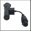 OTC-3824-06 ESI Heavy Truck - Trailer Adapter (SKU: OTC-3824-06)