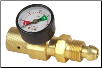 100 Psi Preset Pressure Regulator - Optional (SKU: OTC65251)