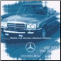 1974 - 1980 Mercedes-Benz 116 Chassis, S - Class Factory Service & Owner's CD-ROM (SKU: P2700116098)