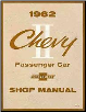 1962 Chevrolet Chevy II & Nova Factory Shop Manual (SKU: PSD5373)