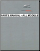 Sterling Factory Parts Manual - All Models  (SKU: Q443M)