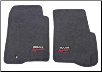 ROUSH 2004 - 2008 Ford F-150 Front Floormats, Black (SKU: R13040002)