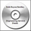 1907 - 1965 Rolls-Royce Electrical Systems Manual Chapters 1, 2, 3 & 5 - CD-ROM (SKU: 3850)