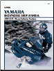 1997-2002 Yamaha Snowmobiles Clymer Repair Manual (SKU: S827-0892877774)