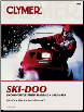 1985-1989 Ski-Doo Snowmobile Clymer Repair Manual (SKU: S829-0892875216)