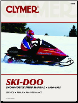 1990-1995 Ski-Doo Snowmobile Clymer Repair Manual (SKU: S830-0892876638)