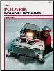 1984 - 1989 Polaris Indy Snowmobile Repair Manual (SKU: S832-0892875372)