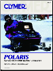 1990 - 1995 Polaris Snowmobile Clymer Repair Manual (SKU: S833-0892876492)