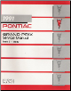 1991 Pontiac Grand Prix Body Service Manual (SKU: S9110W3)