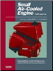1989 and Prior Small Air-cooled Engine Clymer Service Manual, Volume 1, 17th Edition (SKU: SES17-0872884899)