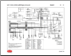 Caterpillar C10 / C12, 3176B, 3406E Engine Wiring Diagram / Schematic, Laminated (SKU: SK24807)