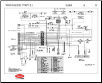 Detroit Diesel DDEC III with Optional Idle Engine Wiring Diagram Schematic, Laminated (SKU: SK25038)