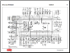 Peterbilt UltraSleeper Complete Wiring Diagram Schematic, Laminated (SKU: SK28329)