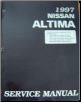 1997 Nissan Altima Factory Service Manual (SKU: SM7E0U13U0)