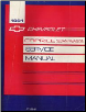 1991 Chevrolet Caprice Sedan & Wagon Factory Service Manual (SKU: ST32991)