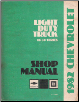 1982 Chevrolet Light Duty Truck Series 10 - 35 Factory Service Manual (SKU: ST33082)