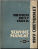 1977 Chevrolet Medium Duty Truck Service Manual (SKU: ST33177)