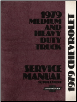 1979 Chevrolet Medium and Heavy Duty Truck Service Manual Supplement (SKU: ST33179)
