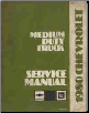 1980 Chevrolet Medium Duty Truck Service Manual (SKU: ST33180)