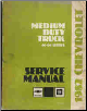 1982 Chevrolet Medium Duty Truck Factory Service Manual (SKU: ST33182)