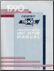 1990 Chevrolet & GMC Light Duty Truck Unit Repair Manual (SKU: ST33390)