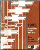1985 Chevrolet Medium Duty Truck Factory Shop Manual Supplement (SKU: ST33485S)