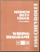 1986 Chevrolet Medium Duty Trucks 40-70 Series Wiring Diagrams Manual (SKU: ST35286A)